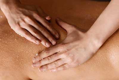 Photo of ESPA Relaxing and Deep Cleansing Back Massage Treatment